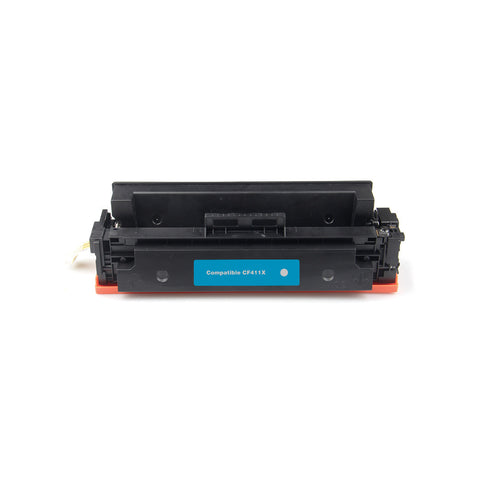 Compatible HP CF411A Cyan Toner Cartridge