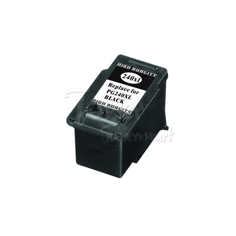 Remanufactured CANON PG-240BK Black INK / INKJET Cartridge