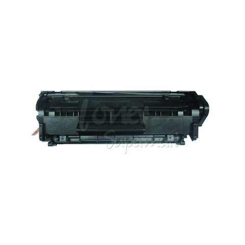 Compatible HP 12A Black Laser Toner Cartridge