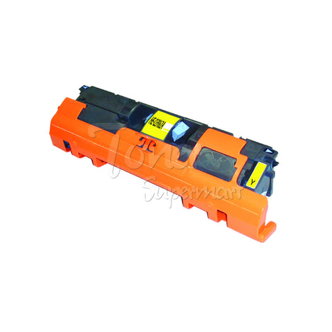Compatible HP Q3962A Yellow Laser Toner Cartridge (HP 122A)
