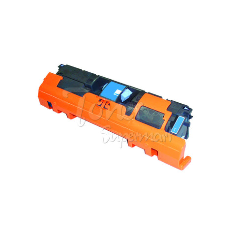 Compatible HP Q3972A Yellow Laser Toner Cartridge (HP 123A)