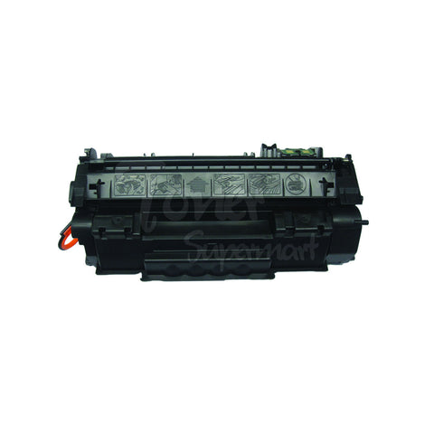 HP Q5949A Black Laser Toner Cartridge (HP 49A),Compatible