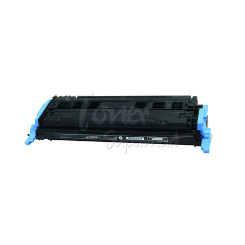 Compatible HP 124A Black Laser Toner Cartridge
