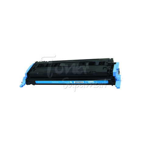 Compatible HP 124A Cyan Laser Toner Cartridge