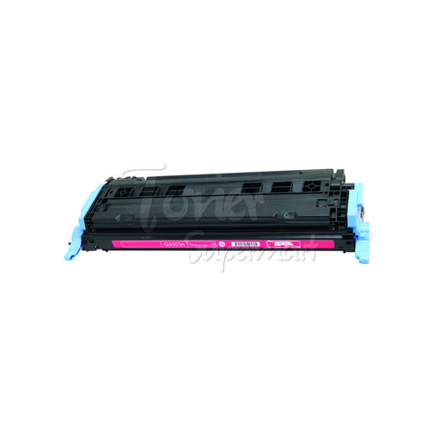 Compatible HP 124A Magenta Laser Toner Cartridge