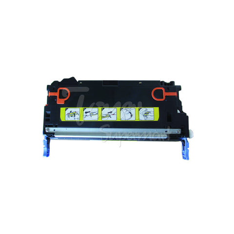 Compatible HP Q6472A Yellow Laser Toner Cartridge (HP 502A)