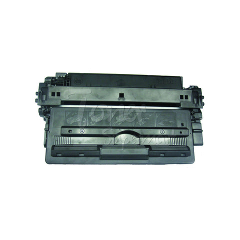 Remanufactured HP Q7516A, 16A Black Laser Toner Cartridge