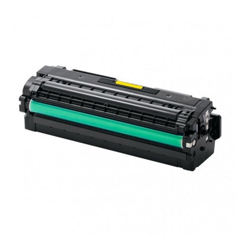 Compatible SAMSUNG CLT-Y505L Yellow High Yield Laser Toner Cartridge