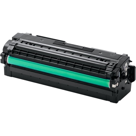 Compatible SAMSUNG CLT-C506L Cyan High Yield Laser Toner Cartridge