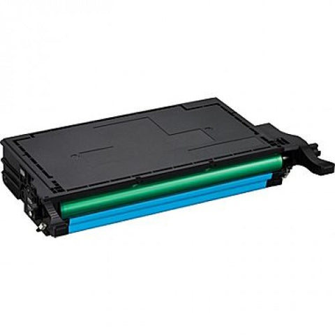 Remanufactured SAMSUNG CLT-C609S Cyan Laser Toner Cartridge