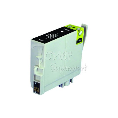 Compatible EPSON T043120 Black INK / INKJET Cartridge