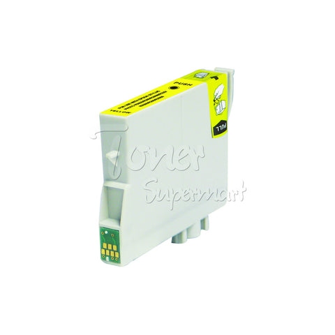 Compatible EPSON T048420 Yellow INK / INKJET Cartridge