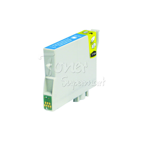 Compatible EPSON T060220 Cyan INK / INKJET Cartridge