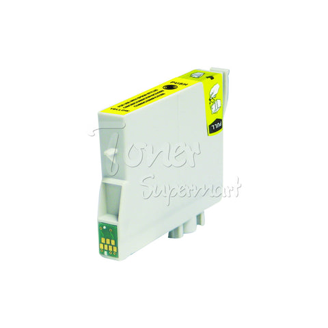 Compatible EPSON T060420 Yellow INK / INKJET Cartridge