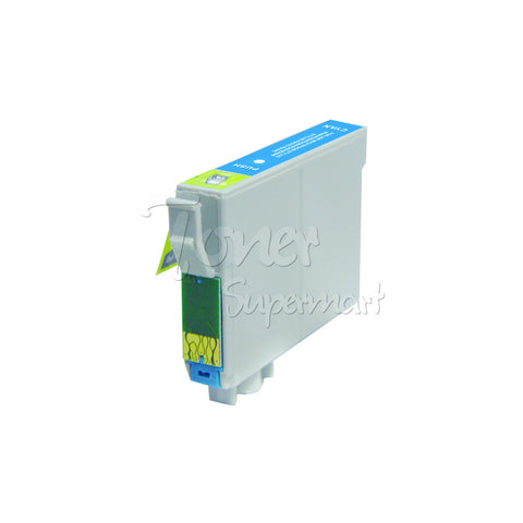 Compatible EPSON T078220 Cyan INK / INKJET Cartridge