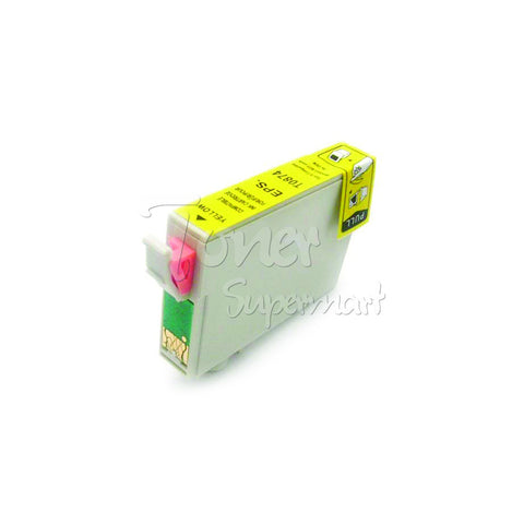 Compatible EPSON T087420 Yellow INK / INKJET Cartridge