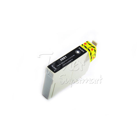 Compatible EPSON T088120 Black INK / INKJET Cartridge