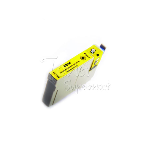 Compatible EPSON T088420 Yellow INK / INKJET Cartridge
