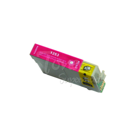 Compatible EPSON T125320 Magenta INK / INKJET Cartridge