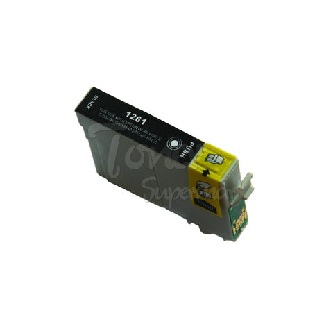 Compatible EPSON T126120 Black INK / INKJET Cartridge
