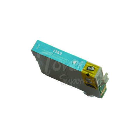 Compatible EPSON T126220 Cyan INK / INKJET Cartridge