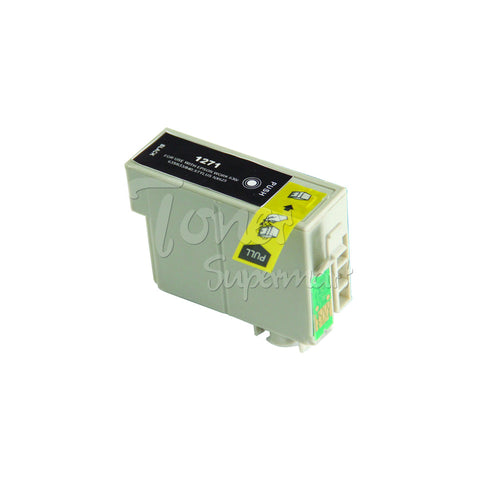 Compatible EPSON 127 Extra High Yield Black INK / INKJET Cartridge