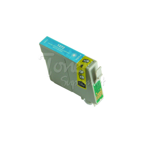 Compatible EPSON 127 Extra High Yield Cyan INK / INKJET Cartridge