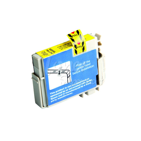 Compatible EPSON T220XL Yellow INK / INKJET Cartridge (T220XL420)
