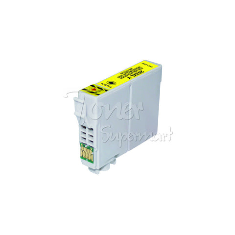 Compatible EPSON T252XL420 Yellow High Yield INK / INKJET Cartridge