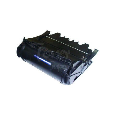 Compatible LEXMARK Black High Yield Laser Toner Cartridge (T650H11A)