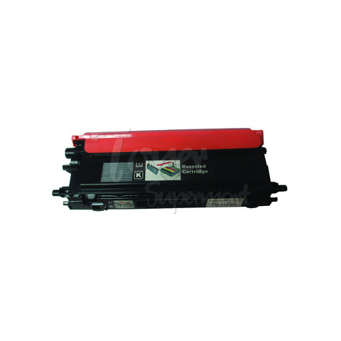 Remanufactured BROTHER TN-110BK Black Laser Toner Cartridge