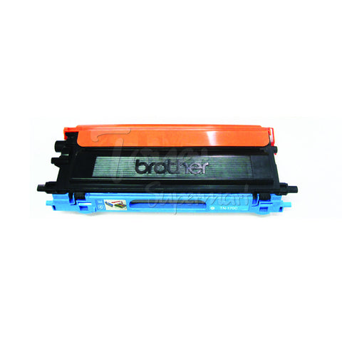Remanufactured BROTHER TN-110C Cyan Laser Toner Cartridge