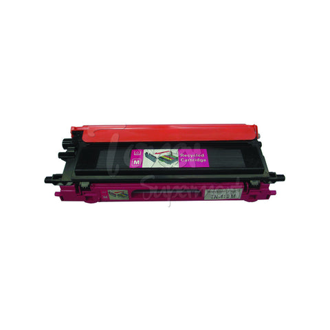 Remanufactured BROTHER TN-110M Magenta Laser Toner Cartridge