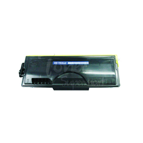 Compatible BROTHER TN-460 Black Laser Toner Cartridge