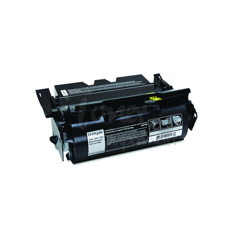 Remanufactured LEXMARK X651 Black High Yield Laser Toner Cartridge (X651H11A)
