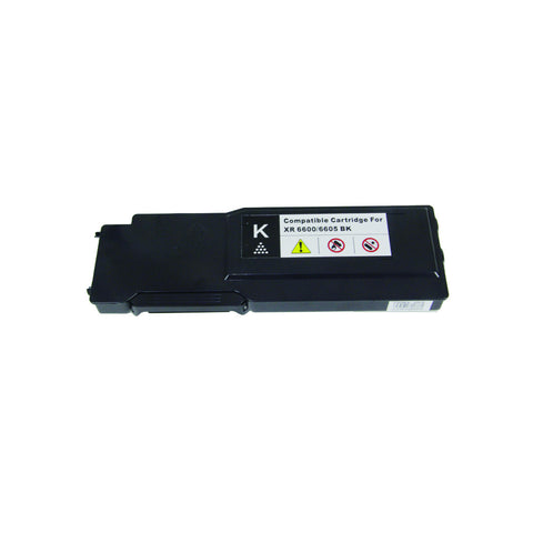 Compatible XEROX 6600 / 106R02228 Black Laser Toner Cartridge High Yield