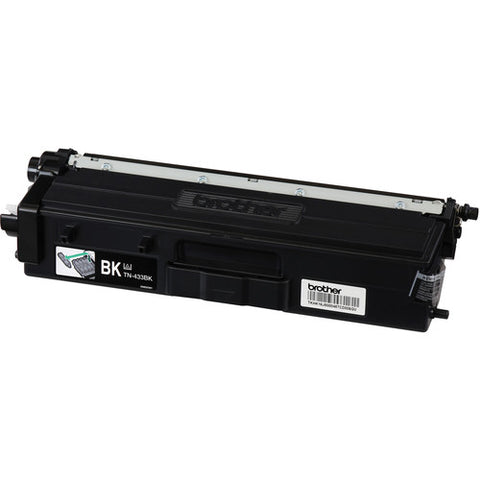 BROTHER TN433 Black Laser Toner Cartridge High Yield