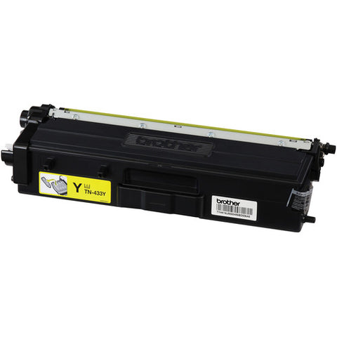 BROTHER TN439 Yellow Laser Toner Cartridge Extra High Yield