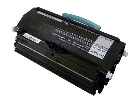 LEXMARK E260 Black,Remanufactured,Laser Toner Cartridge (E260A11A)