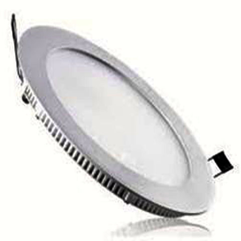 "4"" 6W Round LED Recessed Downlight Panel"