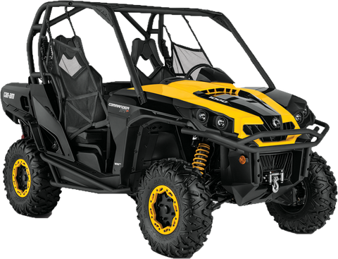 Can-Am Commander 1000 XT-P Skid Plates