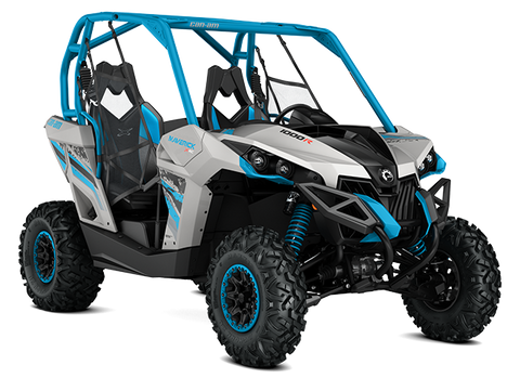 Can-Am Maverick X-XC Skid Plates