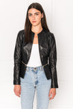 ARAMA Convertible Leather Jacket