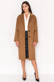 COPPOLA Sierra Oversized Cocoon Wool Coat