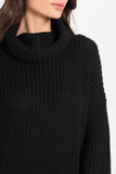 FATE Turtleneck Sweater Dress