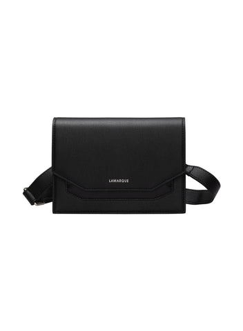 ESNEA Black Belt Bag
