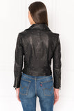 PIPER Studded Leather Jacket
