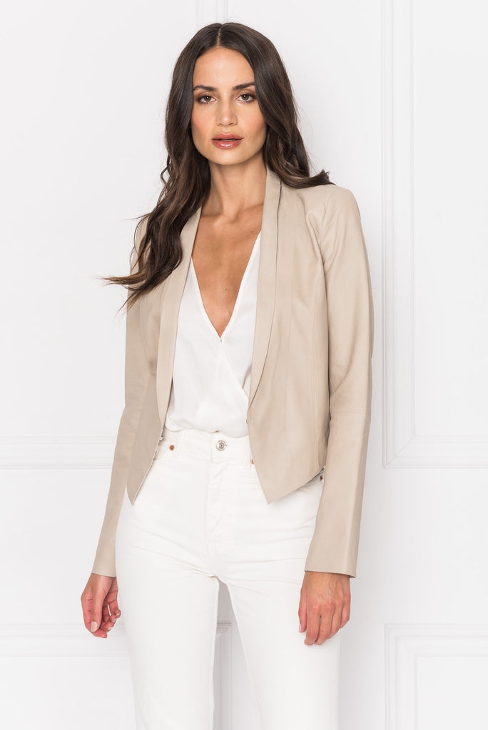 ROSE Shell Lightweight Blazer