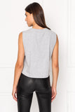 VIDA Asymmetric Tank Top