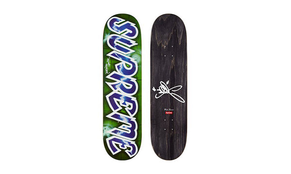 Supreme Lee Logo Skateboard